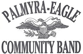 Palmyra-Eagle Community Band  Logo